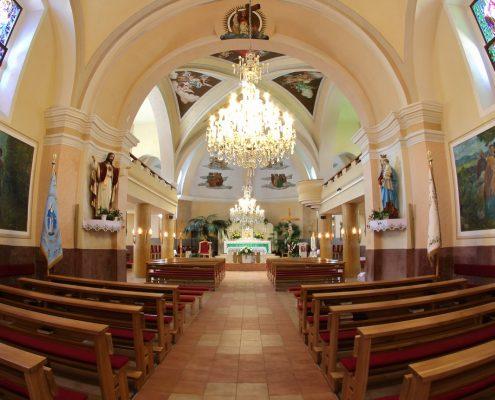 Kostol Nanebovzatia Panny Márie