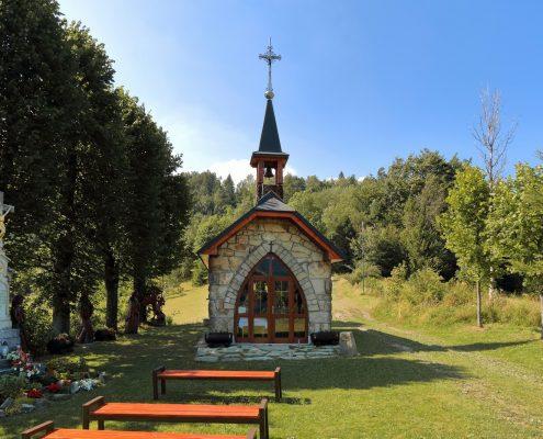Kaplnka - Zadedová - Prislop