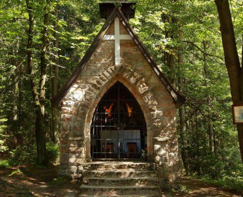Kaplnka Biely Kríž